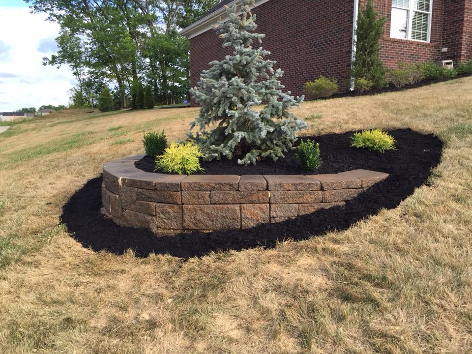 Hardscapes Retaing Wall Louisville, KY