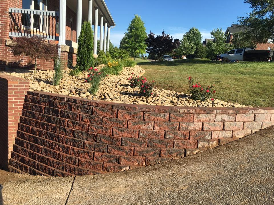 Retaining Wall Louisville, KY