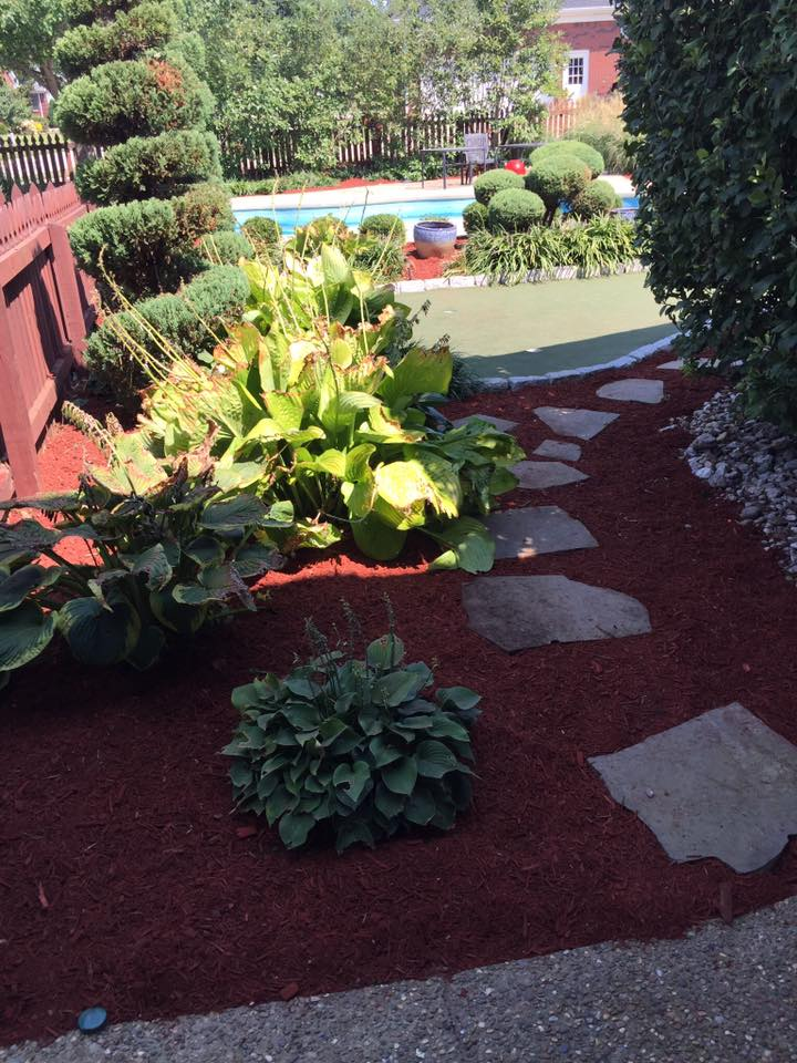 Hardscapes Stone Pathway Louisville, KY